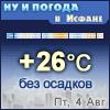 погода в Исфане - Поминутный прогноз погоды
